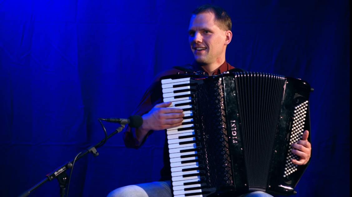 Felix Kroll (Akkordeon)