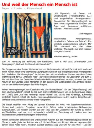 Info-cd-widerstand