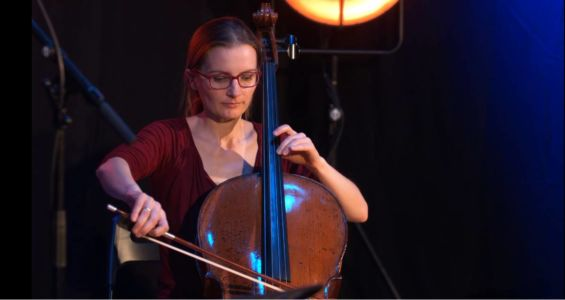 Annette Rettich: Cello