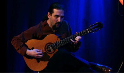Frederic Drobnjak: Gitarre